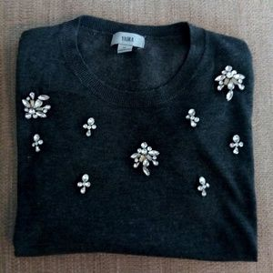 Jeweled Sweater by Yaira